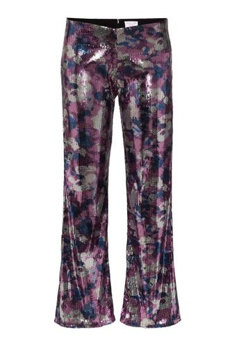Mariposa Sequined Trousers
