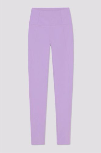 Lilac Compressive High Rise Sustainable Leggings