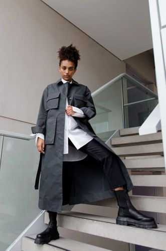 The Long Commuter Jacket