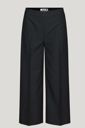 Black Recycled Polyester Watson Trousers