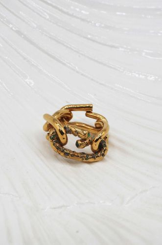 Game Changer Chain Recycled Ring