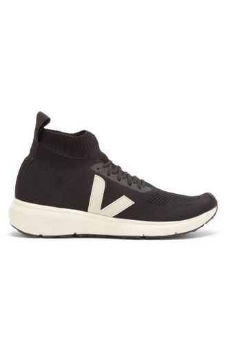 Logo Patch Recycled Fibre Sock Trainers