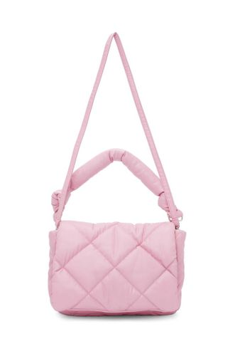 Pink Mini Wanda Shoulder Bag