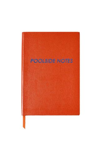 Poolside Notes Small Notebook