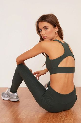 Thyme Racerback Sustainable Sports Bra