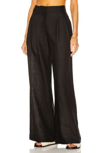 The Rivello Pant in Black