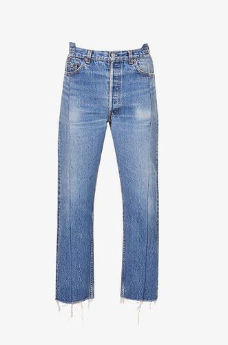OG Reinvented Straight Leg High Rise Jeans