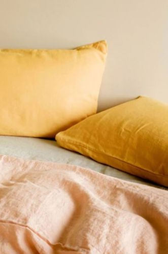 Duvet Cover in Fawn