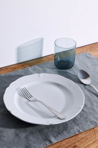 100% Linen Placemats in Mineral