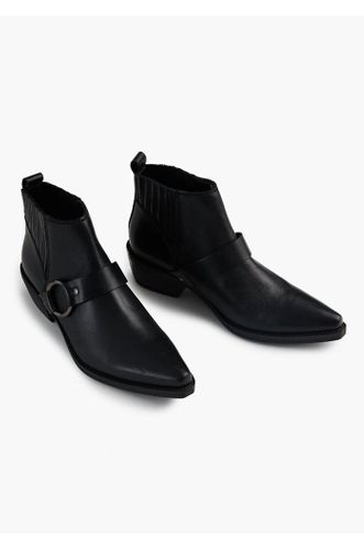 Jenny Western Ankle Boot