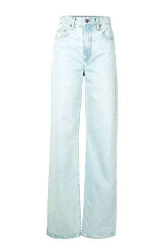 High Rise Lou Straight Jeans