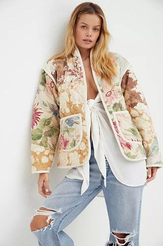 Dahlia Recycled Quilted Coat