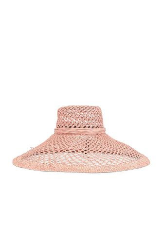 Mirabel Hat in Coral
